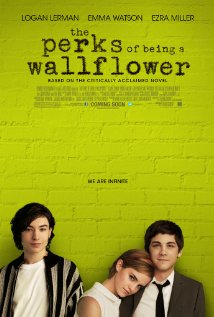 The Perks of Being a Wallflower (2012) cover