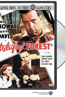 The Petrified Forest 1936 poster