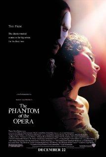 The Phantom of the Opera 2004 poster
