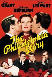 The Philadelphia Story (1940) cover