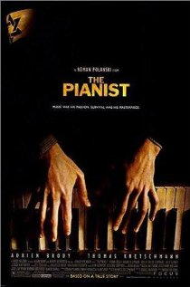 The Pianist 2002 poster