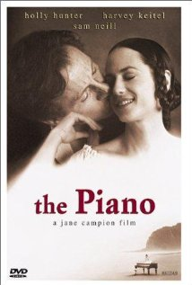 The Piano 1993 poster