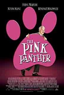 The Pink Panther (2006) cover