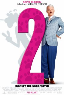 The Pink Panther 2 (2009) cover