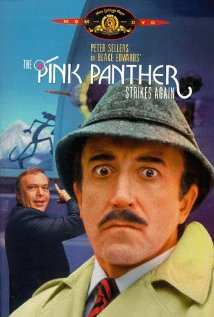 The Pink Panther Strikes Again 1976 poster