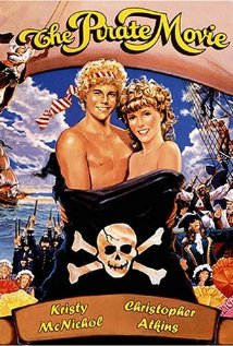The Pirate Movie 1982 poster