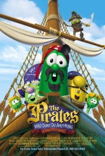 The Pirates Who Don't Do Anything: A VeggieTales Movie (2008) cover
