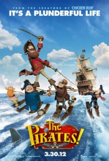 The Pirates! In an Adventure with Scientists! (2012) cover