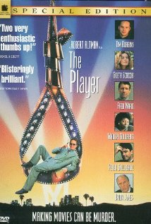 The Player (1992) cover