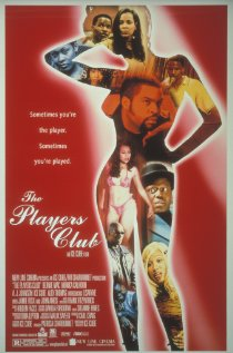 The Players Club 1998 poster
