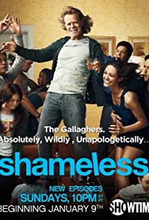 Shameless (2011) cover