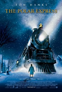 The Polar Express 2004 poster