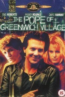 The Pope of Greenwich Village (1984) cover