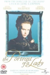 The Portrait of a Lady (1996) cover