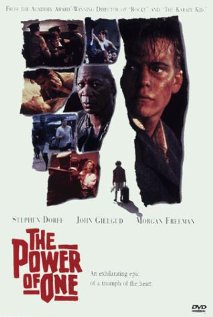 The Power of One 1992 poster