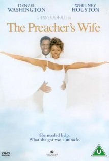 The Preacher's Wife 1996 poster