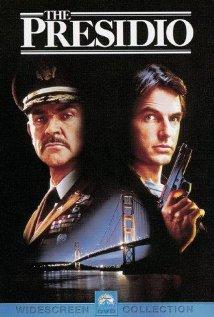 The Presidio (1988) cover