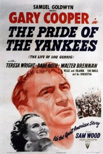 The Pride of the Yankees (1942) cover