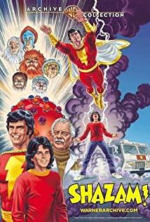 Shazam! (1974) cover