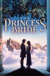 The Princess Bride (1987) cover