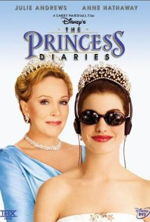 The Princess Diaries (2001) cover