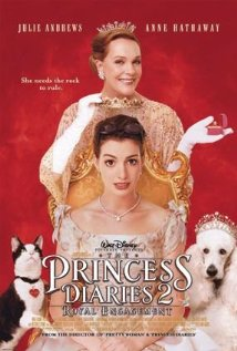 The Princess Diaries 2: Royal Engagement (2004) cover