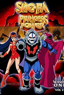 She-Ra: Princess of Power 1985 poster
