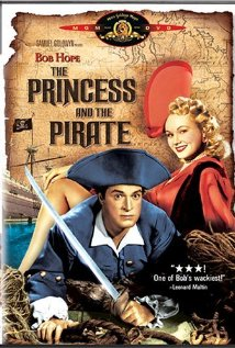 The Princess and the Pirate (1944) cover