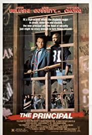 The Principal (1987) cover