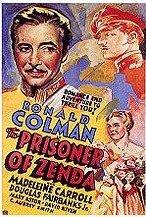 The Prisoner of Zenda (1937) cover