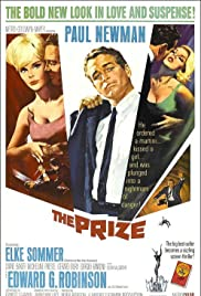 The Prize (1963) cover