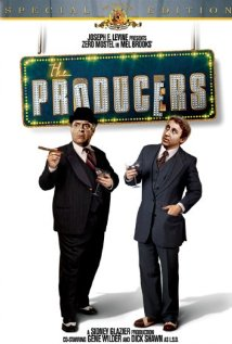 The Producers (1968) cover