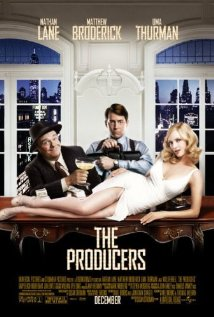 The Producers (2005) cover
