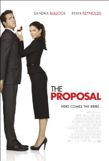 The Proposal (2009) cover