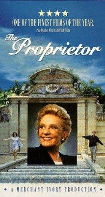 The Proprietor (1996) cover