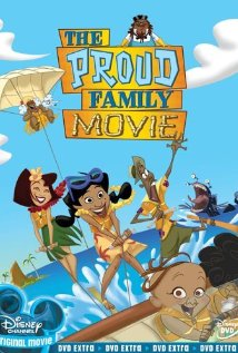 The Proud Family Movie (2005) cover