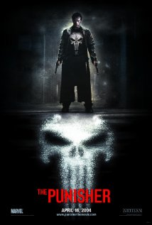 The Punisher (2004) cover