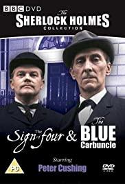 Sherlock Holmes (1964) cover