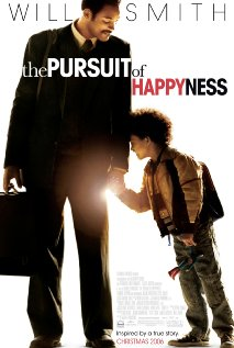 The Pursuit of Happyness (2006) cover