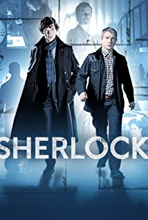 Sherlock (2010) cover