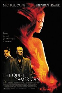 The Quiet American (2002) cover
