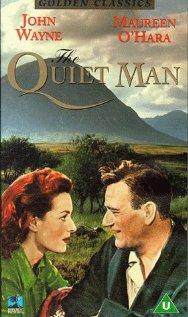 The Quiet Man (1952) cover