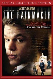 The Rainmaker 1997 poster