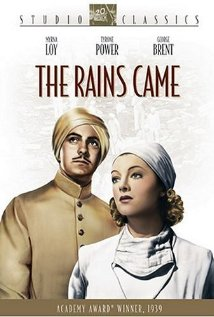The Rains Came (1939) cover