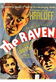 The Raven (1935) cover