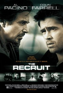 The Recruit (2003) cover