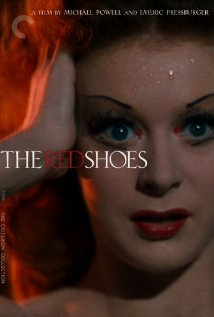 The Red Shoes (1948) cover