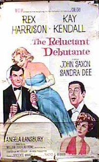 The Reluctant Debutante (1958) cover