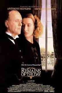 The Remains of the Day (1993) cover