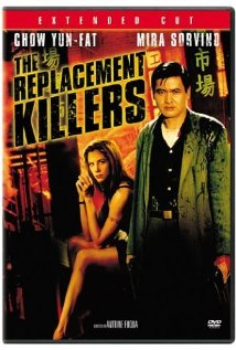 The Replacement Killers (1998) cover